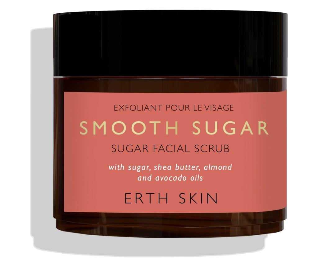 Exfoliant pentru fata Smooth Sugar 60 ml