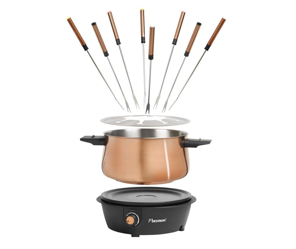 Aparat electric pentru fondue Copper Collection imagine