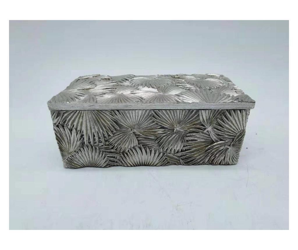 Cutie Karon - Garpe Interiores, Gri & Argintiu