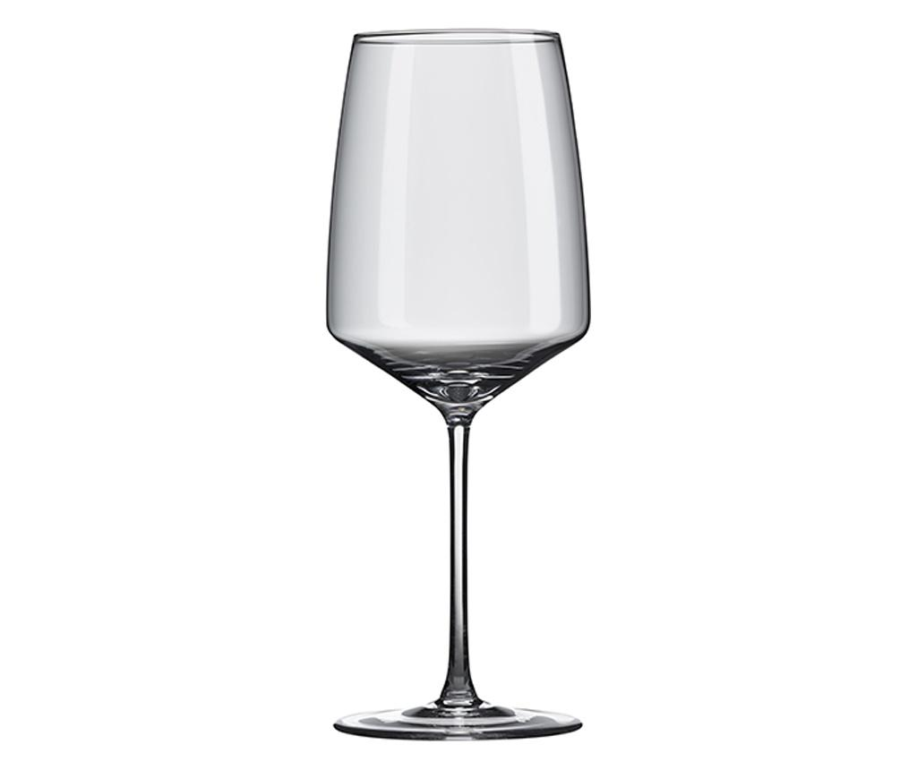 Set 6 pahare pentru vin Rona Vista 520 ml imagine