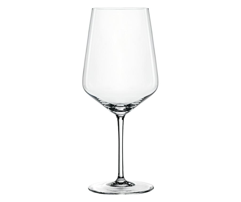 Set 4 pahare pentru vin Spiegelau Red Style 630 ml imagine