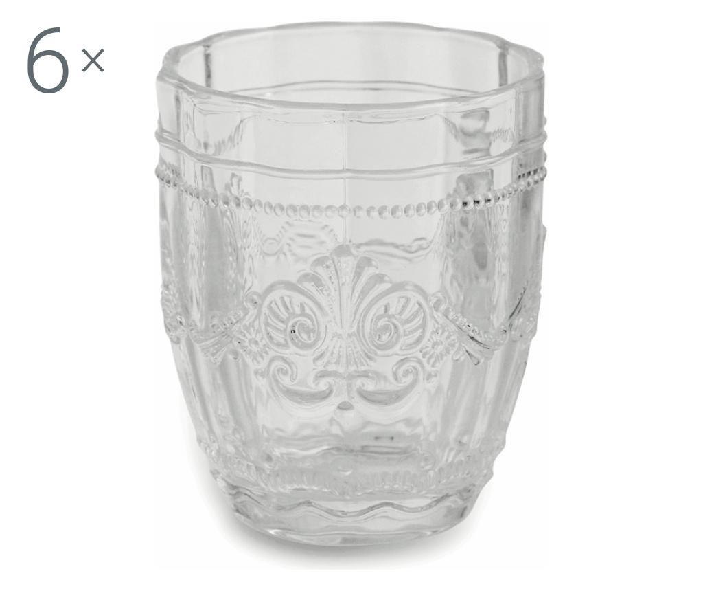 Set 6 pahare pentru apa Syrah 235 ml imagine
