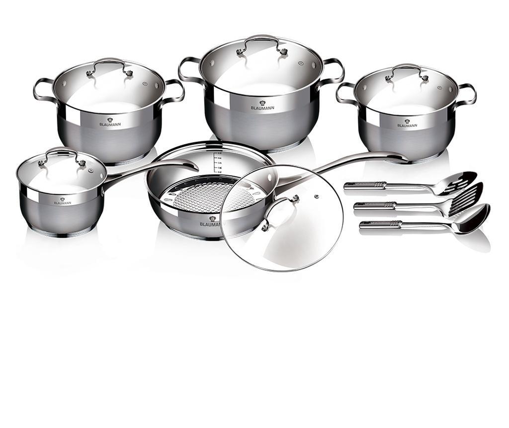 Set vase pentru gatit 13 piese Gourmet imagine