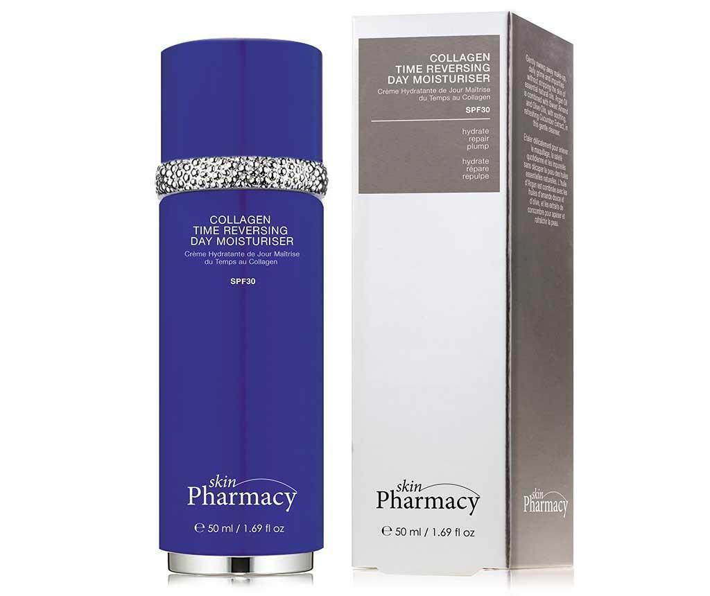 Crema de reintinerire pentru zi SPF 30 Collagen Time 50 ml - Skinpharmacy imagine