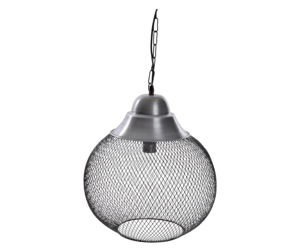 Lustra - Item International, Gri & Argintiu imagine