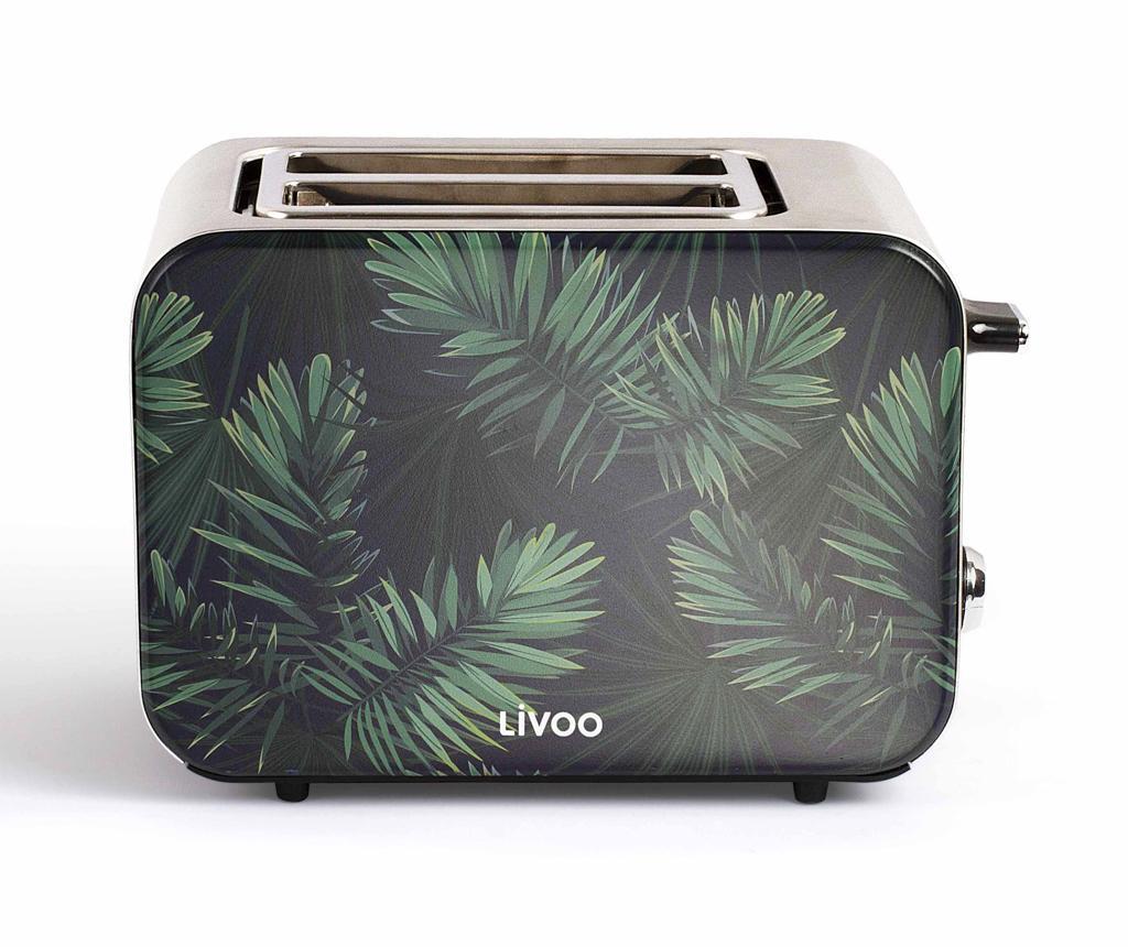 Prajitor de paine electric - LIVOO, Verde vivre.ro