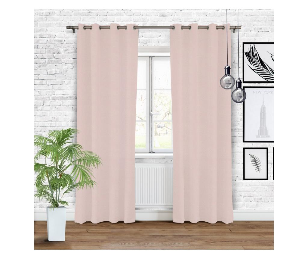 Draperie Hold Pink 140x250 cm