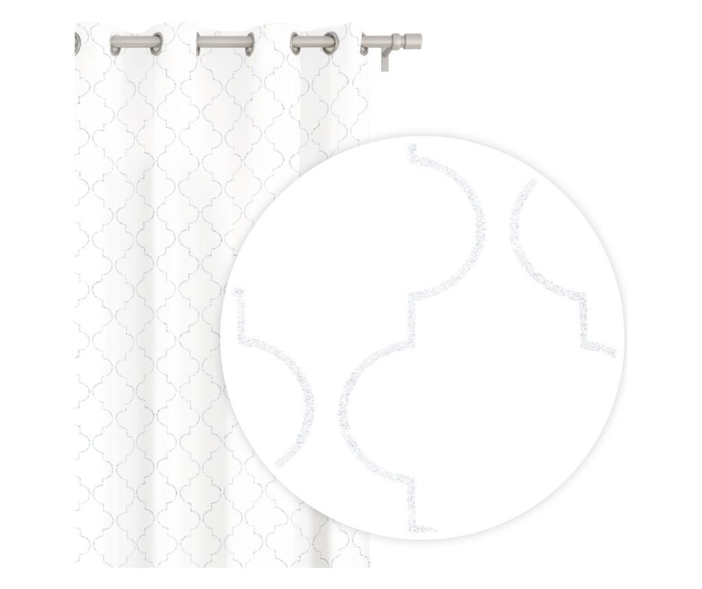 Draperie Maroko White 140x250 cm