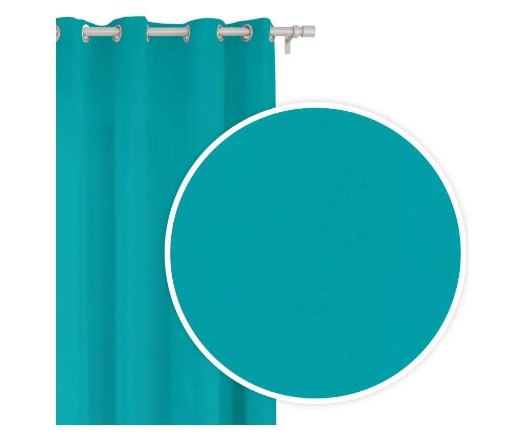Draperie Hold Turquoise 140x250 cm