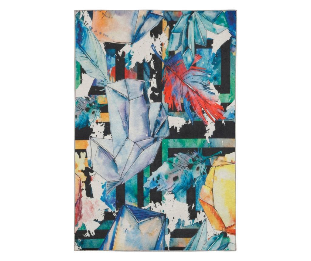 Covor Wesson 100x200 cm - Homefesto, Multicolor vivre.ro