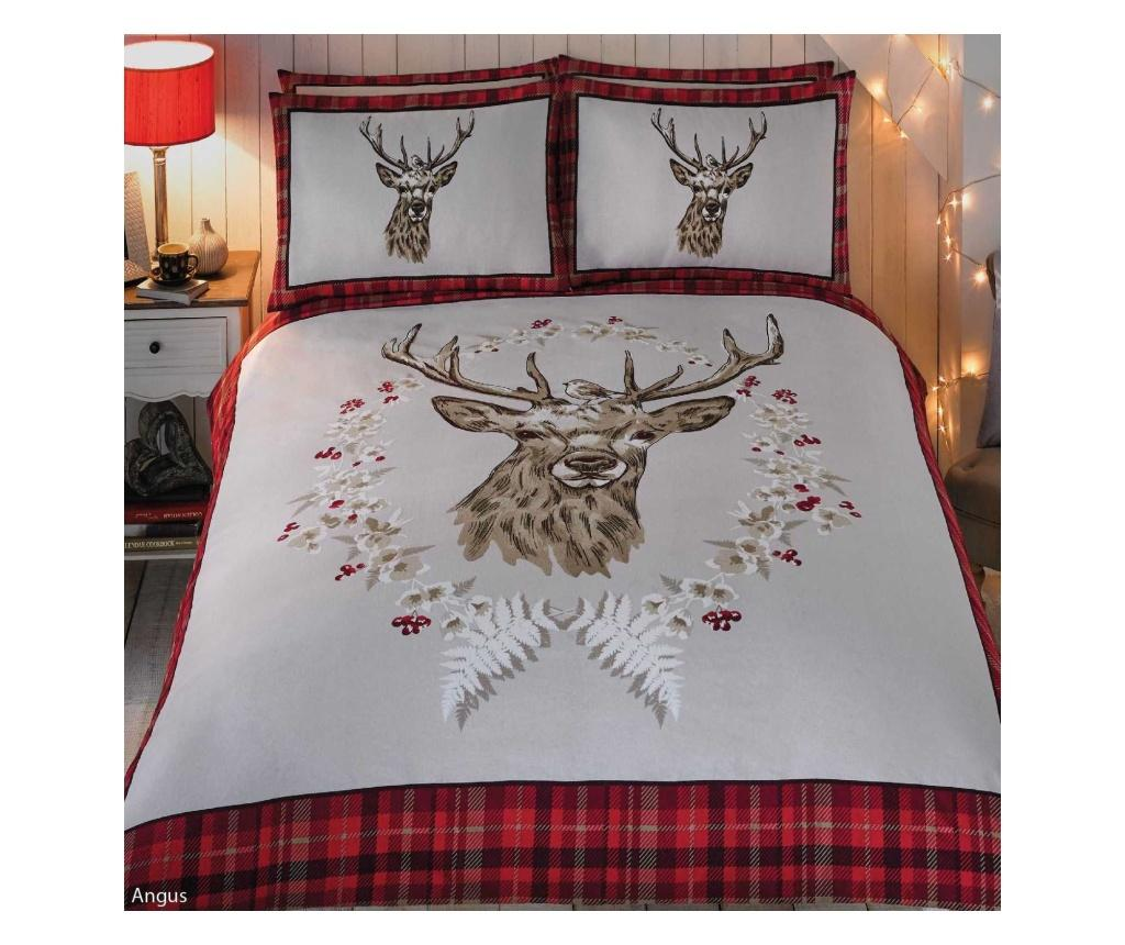 Set de pat King Angus Stag BC Multi - Rapport Home poza