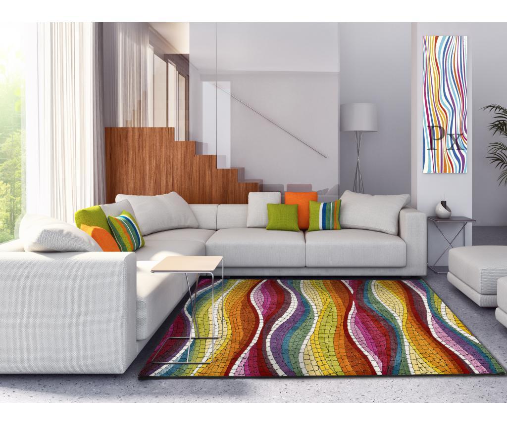 Covor Happy 80x150 cm - Universal XXI, Multicolor imagine