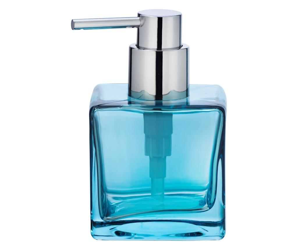 Dispenser pentru sapun lichid Lavit - Wenko, Albastru imagine