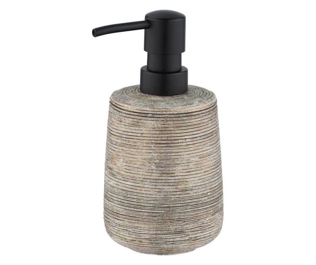 Dispenser pentru sapun lichid Fedio - Wenko, Galben & Auriu imagine