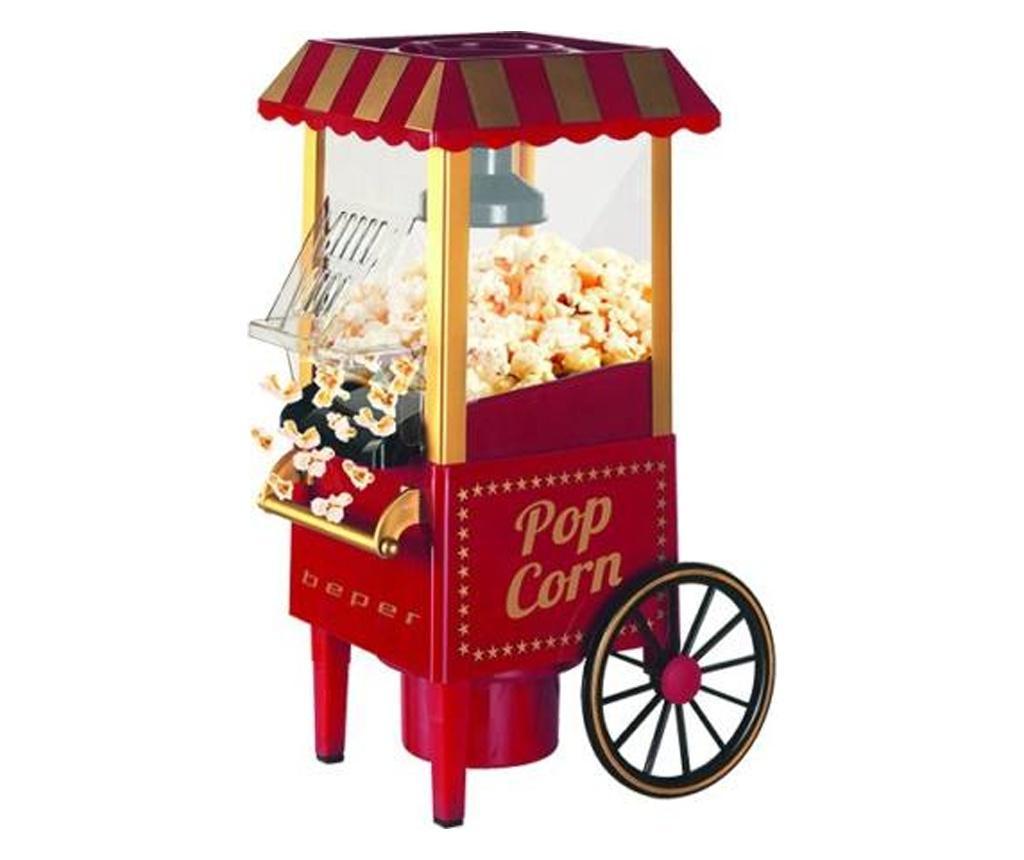 Aparat pentru popcorn Beper Red - Beper, Rosu imagine