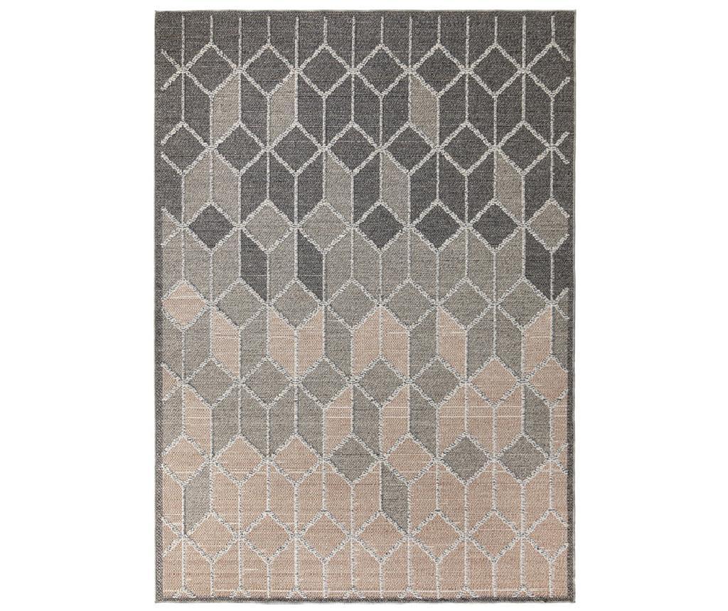 Covor Dartmouth Grey 160x230 cm - Flair Rugs, Gri & Argintiu