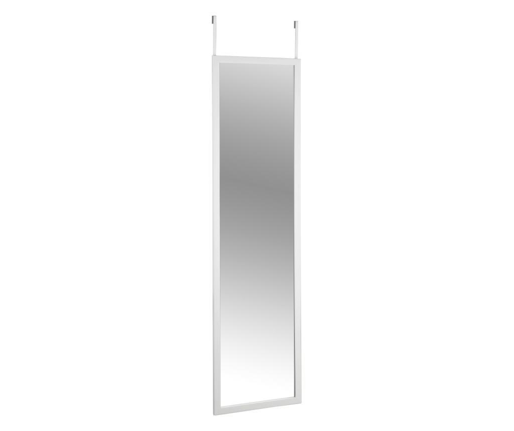 Oglinda pentru usa Arcadia White