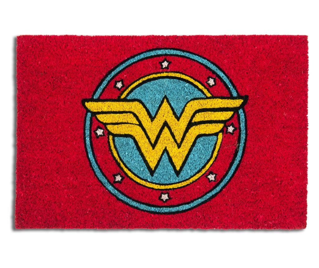 Covoras de intrare Wonder Woman 20x36 cm imagine