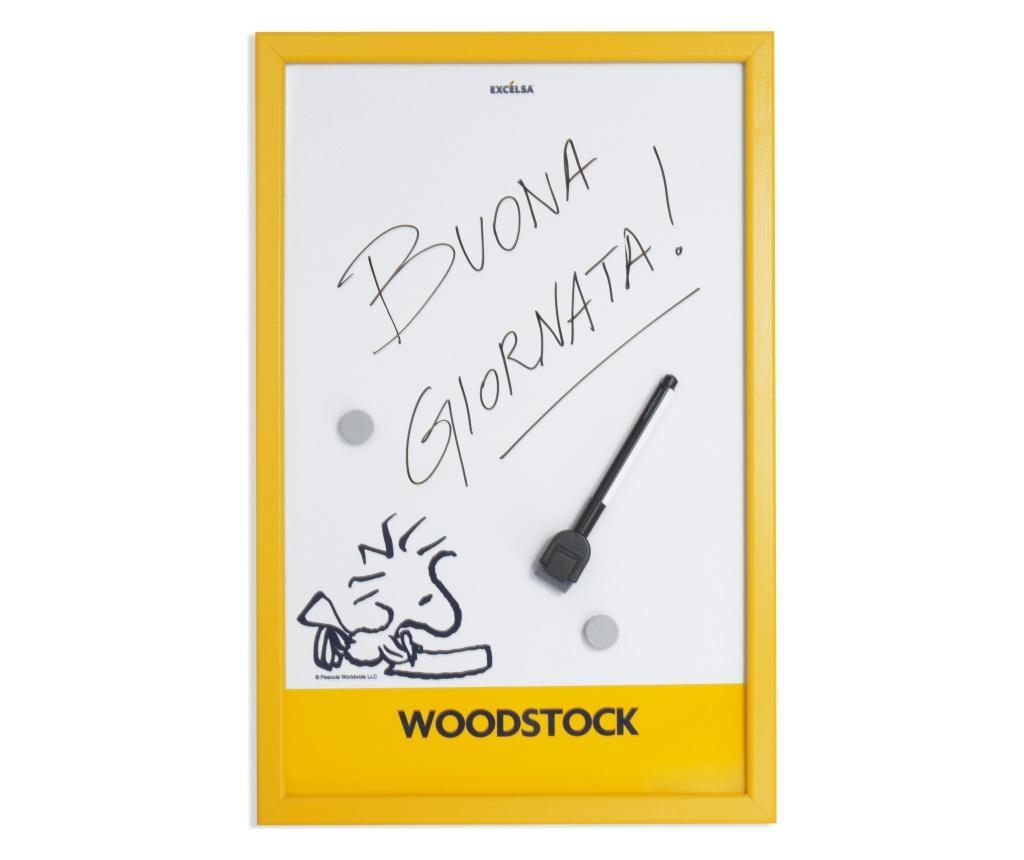 Panou memo de bucatarie Peanuts 30x45 cm - Excelsa, Galben & Auriu de la Excelsa