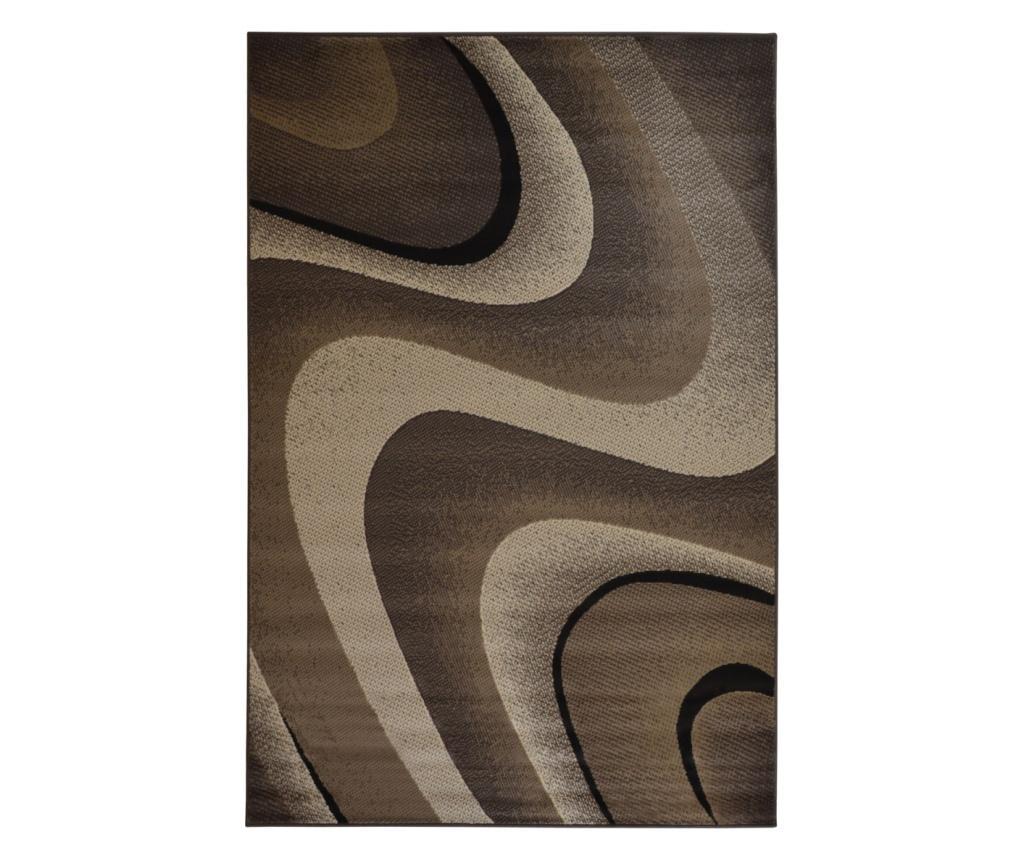 Covor Moderno Onda Beige 200x290 cm - Floorita, Crem vivre.ro
