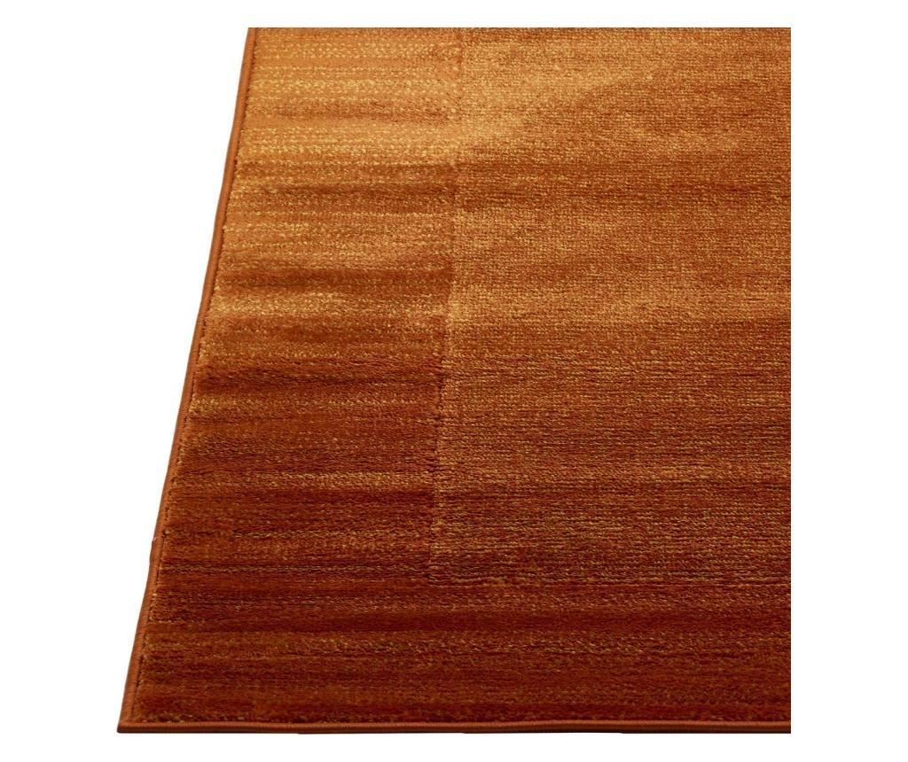 Covor Boho Sienna Orange 80x150 cm - Floorita, Portocaliu - 1