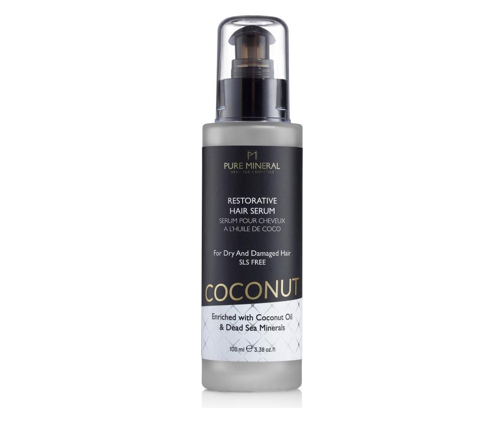 Ser pentru par Pure Mineral Coconut 100 ml - Pure mineral imagine