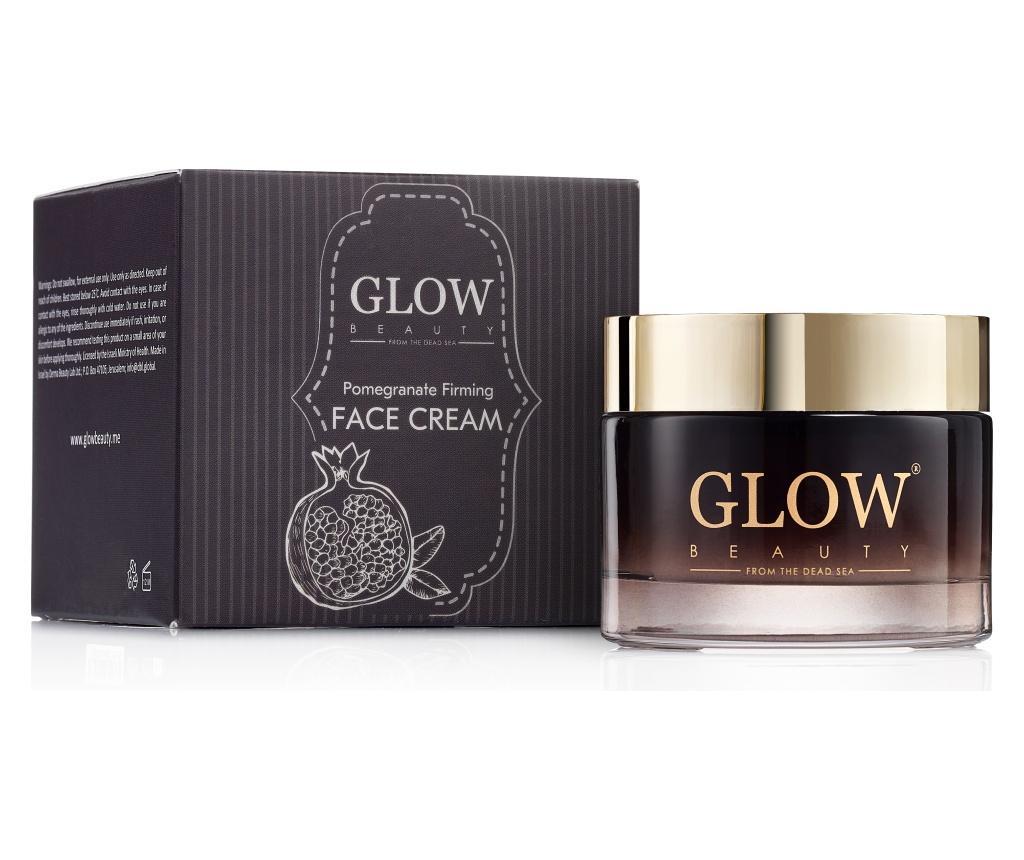 Crema pentru fata Glow Beauty Pomegranante Firming 50 ml
