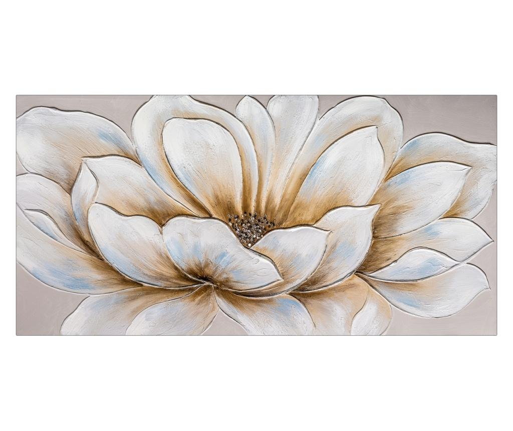 Tablou Lotus Flower 60x120 cm