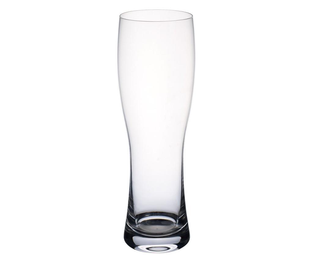 Set 4 pahare pentru bere Purismo imagine