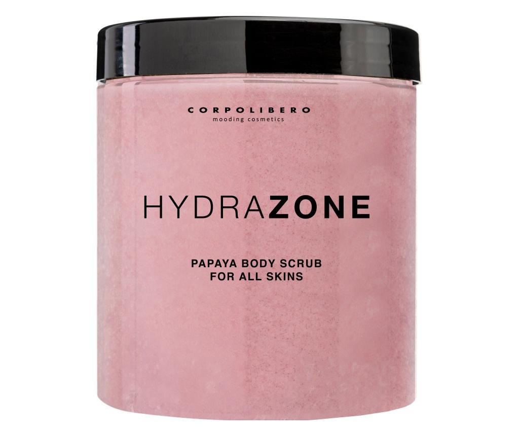 Exfoliant pentru corp Hydrazone Papaya 500 ml