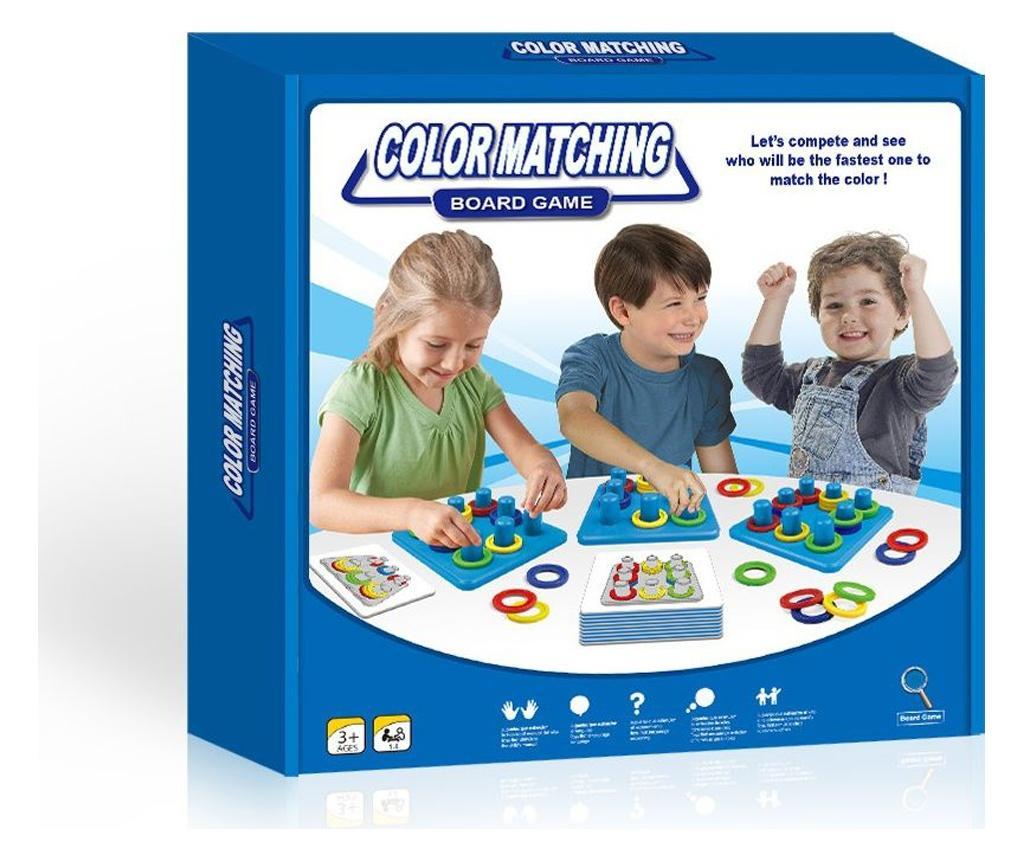 Joc Color Matching – Juguetes BP, Multicolor