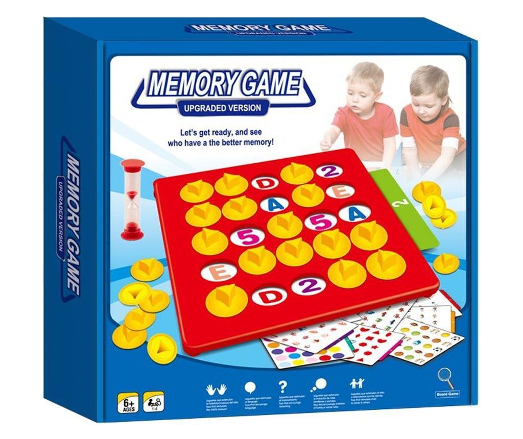 Joc de memorie Upgraded – Juguetes BP, Multicolor