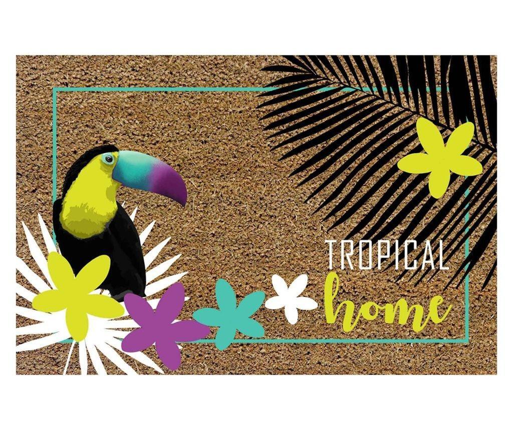 Covoras Tropical Home 40x60 cm