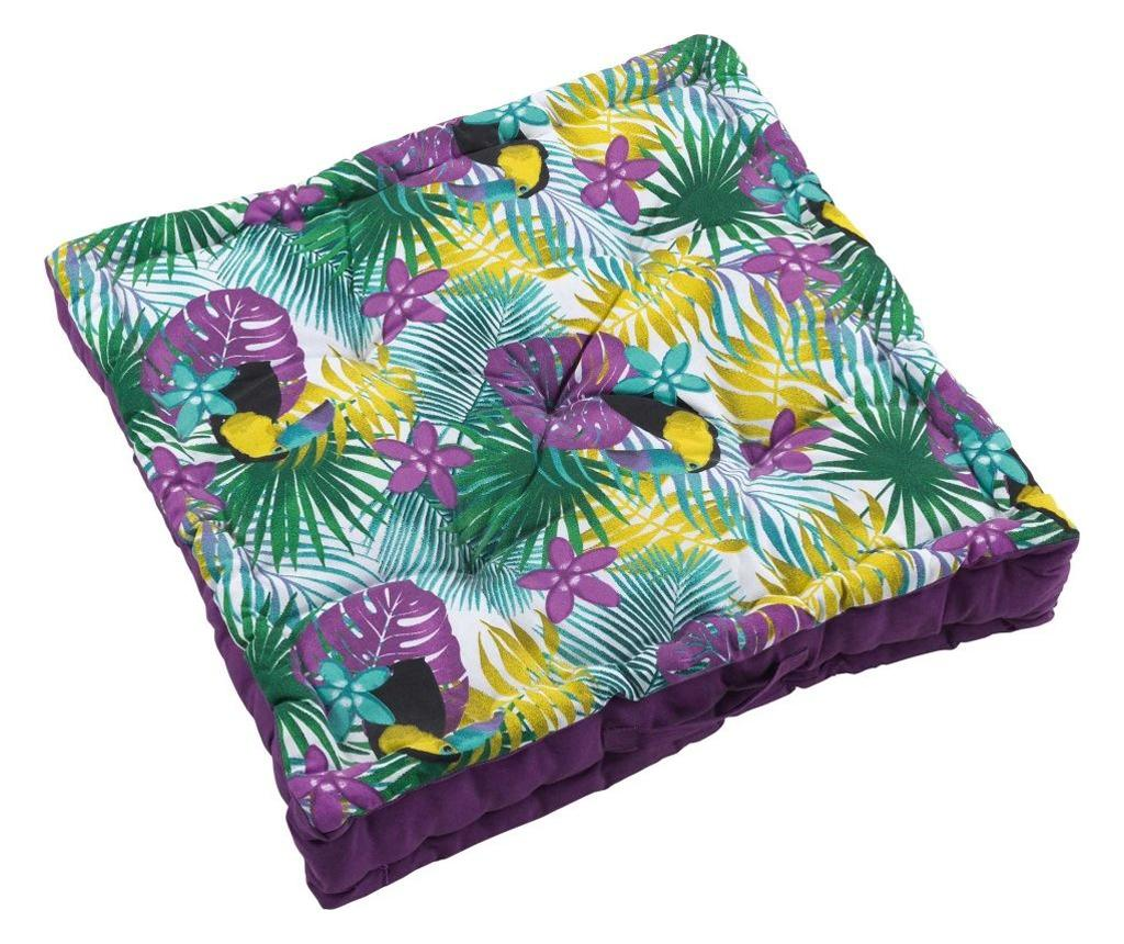 Perna de podea Hawai 60x60 cm - douceur d'intérieur, Multicolor imagine