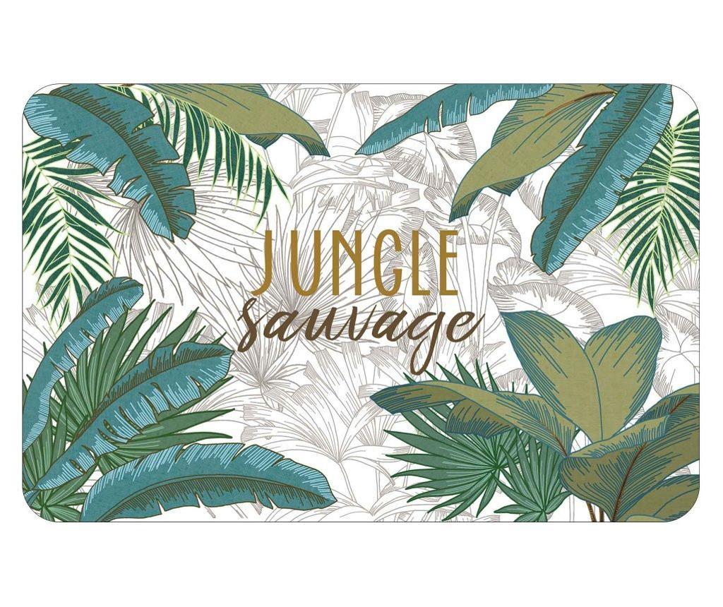 Suport farfurii Jungle Sauvage 28.5x44 cm
