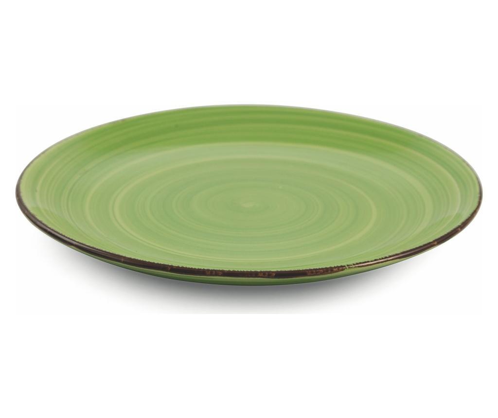 Set 6 farfurii New Baita Green imagine