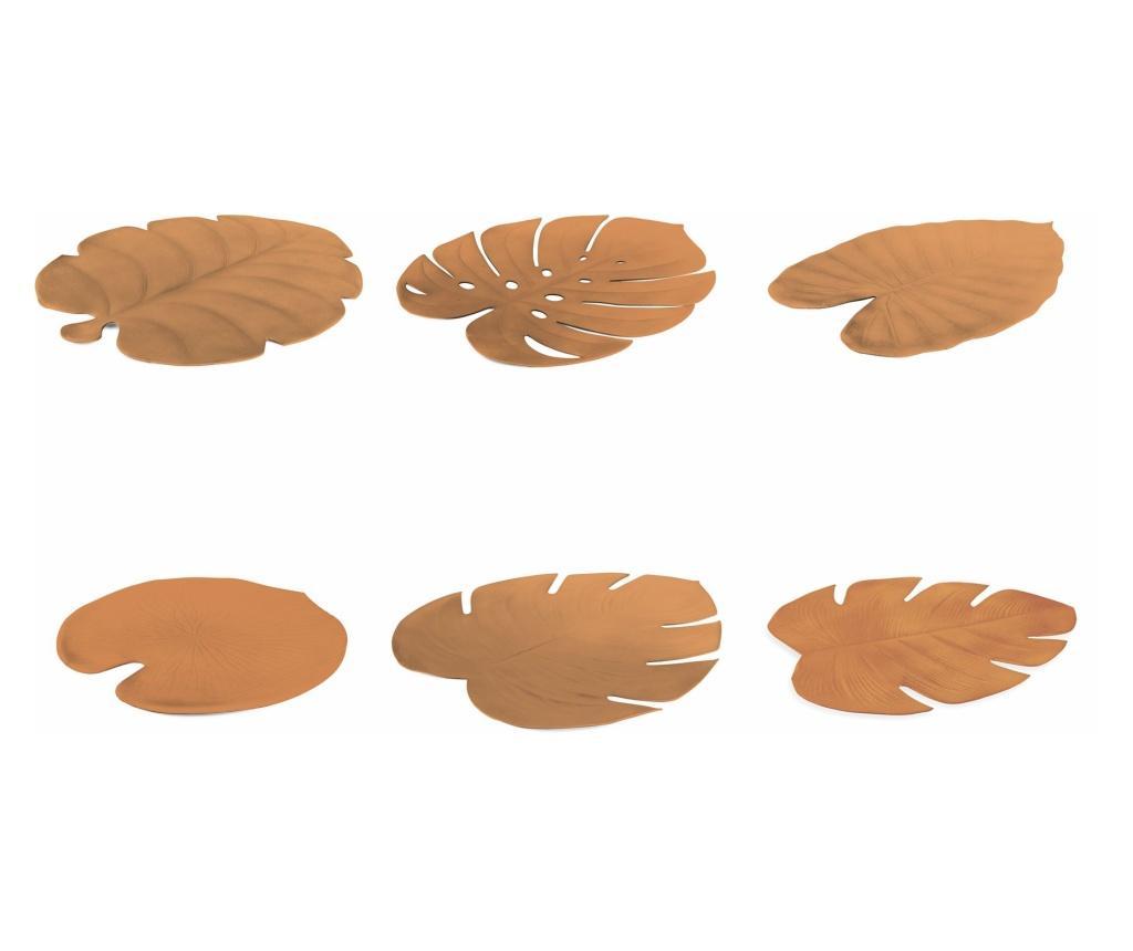 Set 6 suporturi pentru farfurii 39x44.5 cm imagine