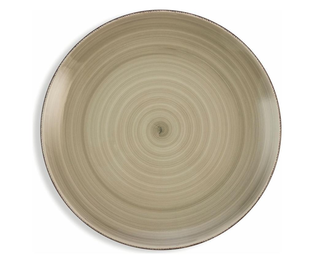 Set 6 farfurii intinse Clara Grey imagine