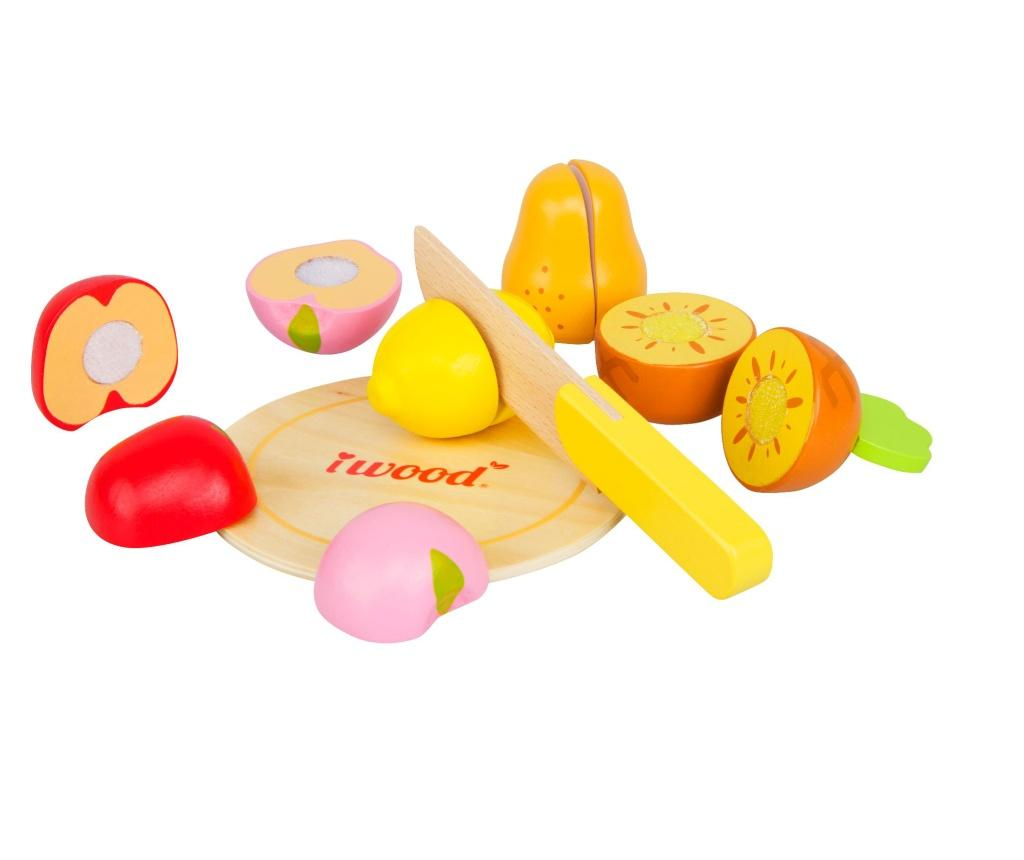 Jucarie educativa Kitchen Fruits imagine