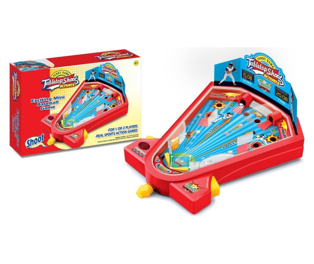 Joc de indemanare Baseball Pinball - Juguetes BP, Multicolor