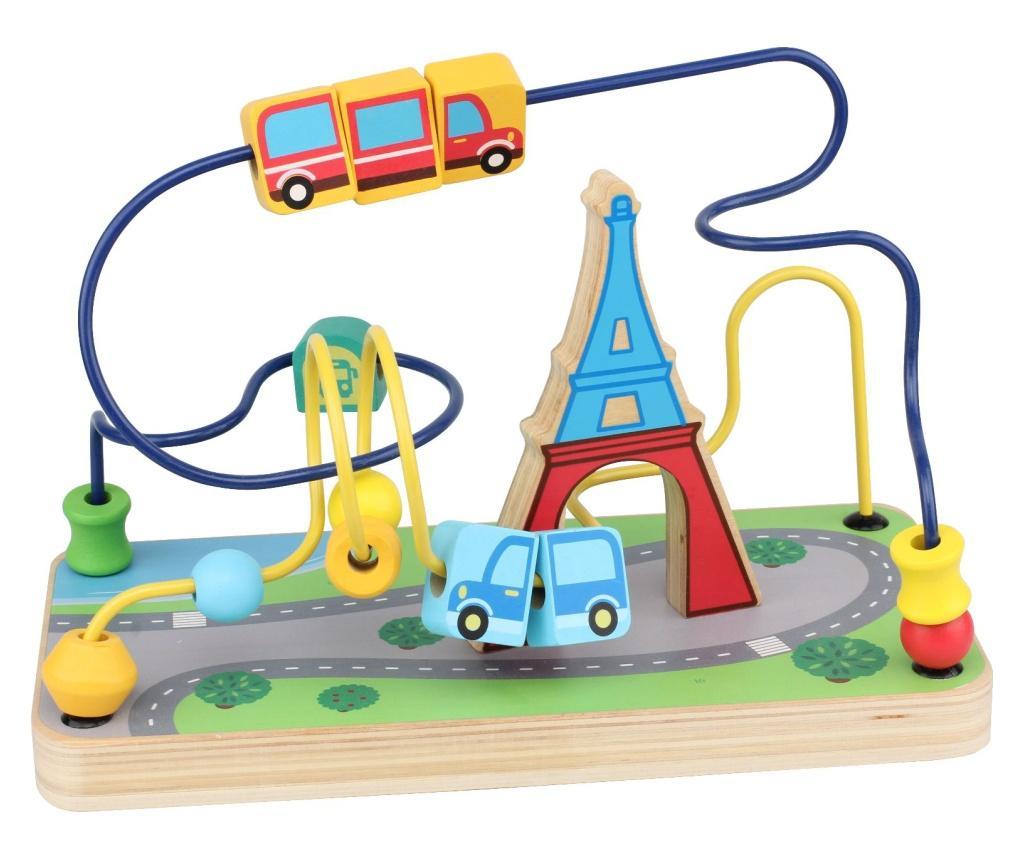 Jucarie motrica Eiffel Tower imagine