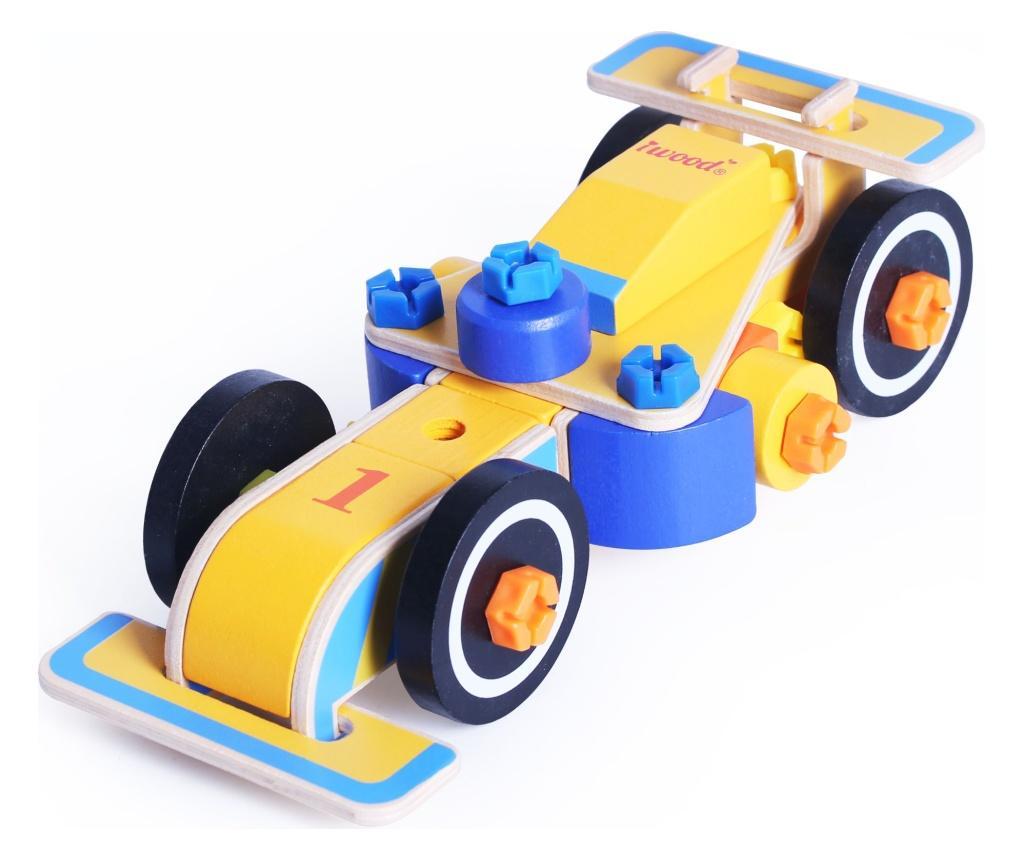 Joc de construit Formula 1 Race Car imagine