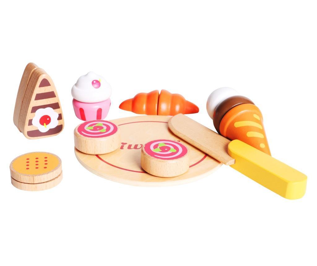 Jucarie educativa Kitchen Dessert imagine