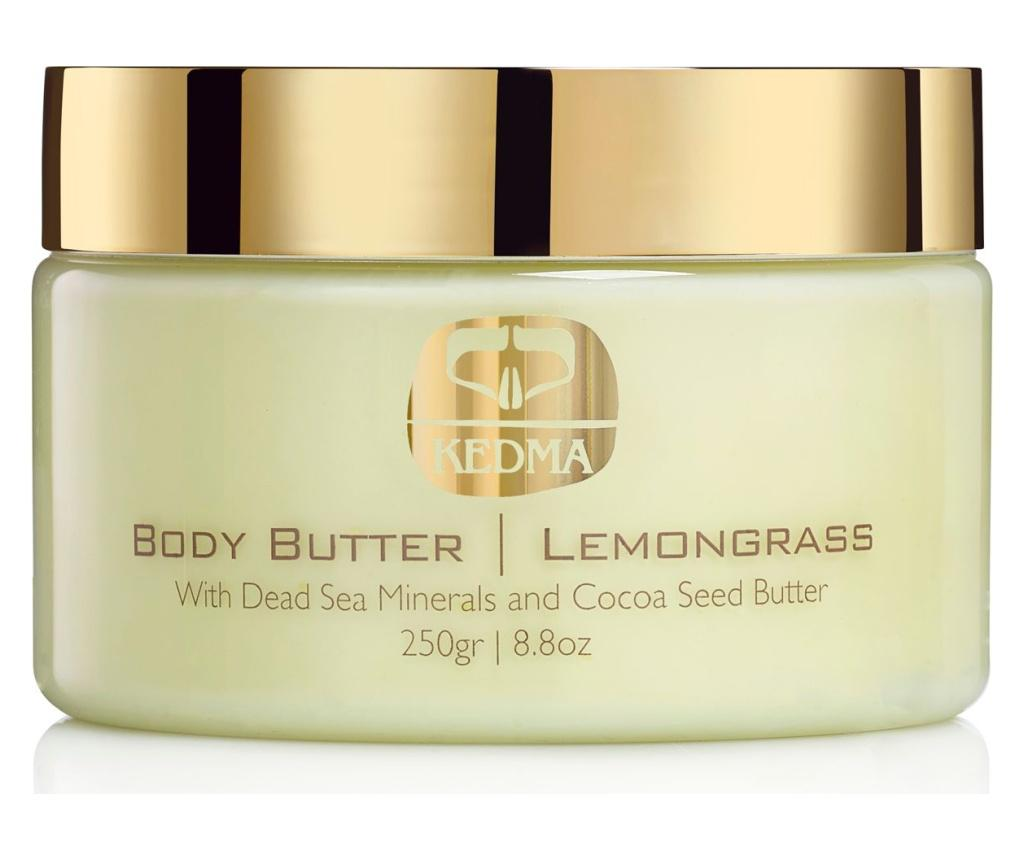 Unt de corp Kedma Lemongrass 250 ml imagine