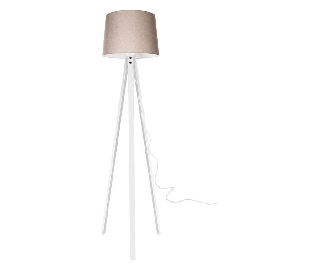 Lampadar Jento Sand Beige and White - Squid lighting, Crem imagine