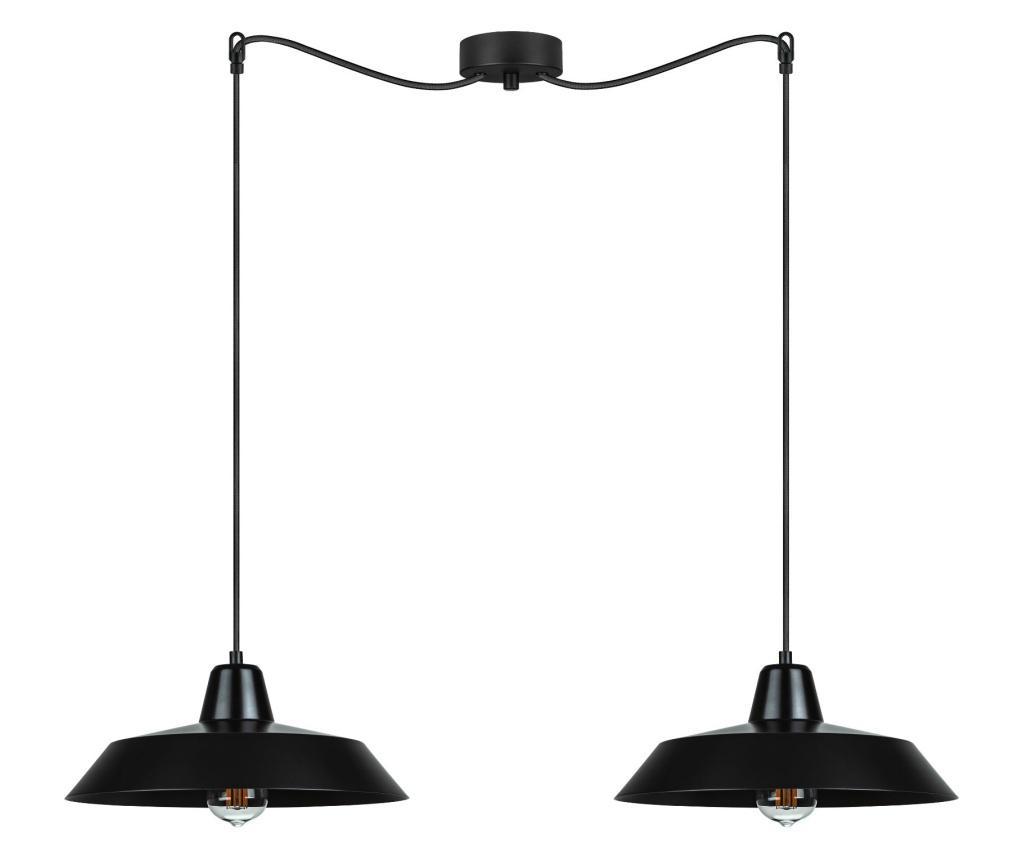Lustra Cinco Duo - Bulb Attack, Negru