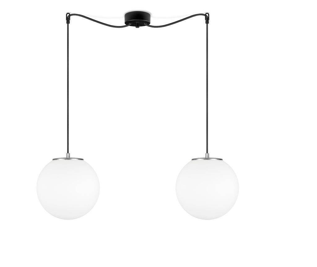 Lustra Tsuki Duo M - Sotto Luce, Gri & Argintiu imagine