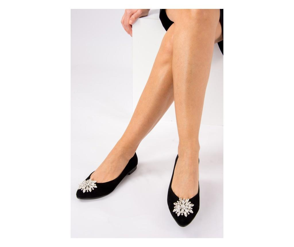 Balerini dama Fox Shoes Black 38
