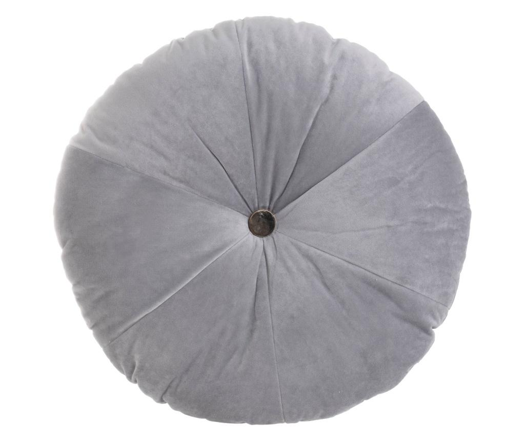 Perna decorativa - inart, Gri & Argintiu