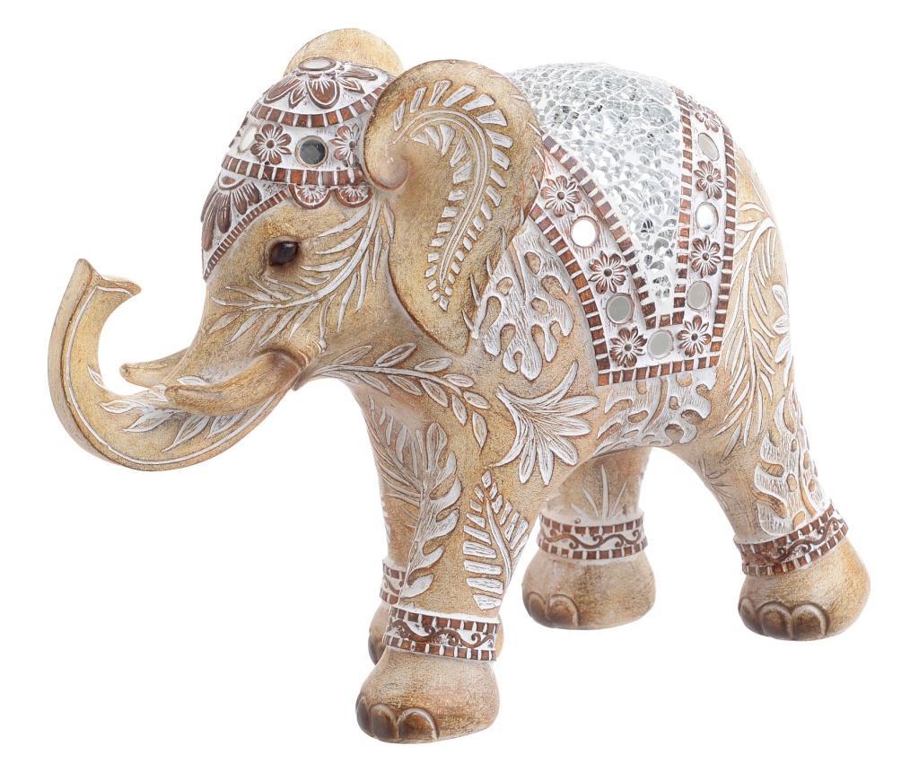 Decoratiune Lucky Elephant S - inart, Maro